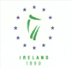 Logo from Ireland's Presidency in 1990